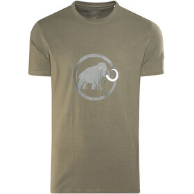 Mammut Logo Shortsleeve Shirt Men olive